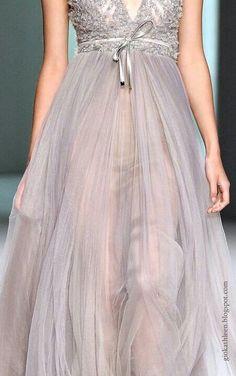 Russian Fashion Blogger Elie Saab