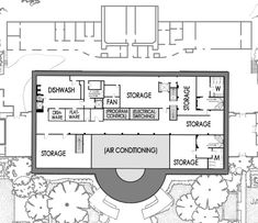 Basement - White House Museum Added in 1952 White House Usa, White House Plans, White House Interior, White House Washington Dc, Washing Dc, American Presidents, American History, Old Pictures, Art And Architecture