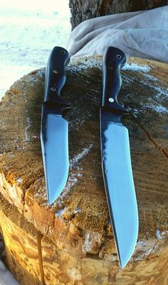 Dark Timber Custom Knives latest pic 10 Feb 2016
