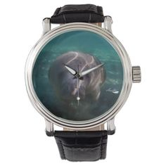 Cute baby manatee watches for men women and kids - baby gifts giftidea diy unique cute