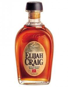 Elijah Craig 12 Year (Heaven Hill Distilleries; Bardstown Ky., $25 ) For the price this is a fantastic whiskey. Elijah Craig. Carrying a smoky caramel nose, this is a smooth oaky bourbon with a full body and just the right touch of sweetness.