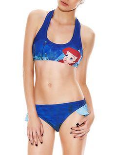 Disney The Little Mermaid Ariel Swim Top | Hot Topic