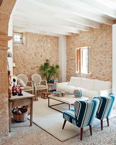 Eclectic Mallorca Country House