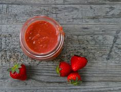 A Calculated Whisk: Strawberry Curd