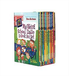 My Weird School Daze 12-Book Box Set: Books 1-12 by Dan Gutman http://smile.amazon.com/dp/0062288911/ref=cm_sw_r_pi_dp_VRMwwb1C52QX9