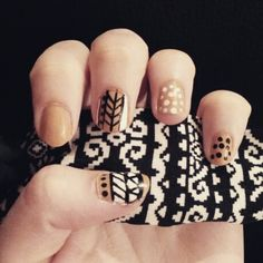 #nails #nail #art #nailart #design #naildesign #dots