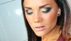 Linda Hallberg MakeUp Artist Smokey Eye Tutorial