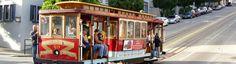 San Francisco City Pass -  Muni & Cable Car 7 Day Pass, California Academy of Sciences, Blue & Gold Fleet Bay Cruise, Aquarium, Museum