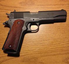 Ease of Use and Performance | American Tactical FX45 1911 | Gun Carrier Handgun Review | https://guncarrier.com/american-tactical-fx45-price-new-700-price-used-see-below/