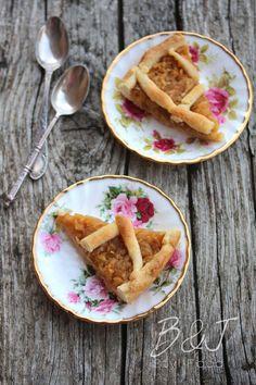 Szarlotka - gâteau aux pommes polonais | le bistro de jenna