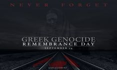 Between the Ottoman Empire (today Turkey) under two successive regimes, carried out a systematic and violent campaign of extermination against its native Greek minority. Greek History, Remembrance Day, Infographics, Empire, September, Memes, Quotes, Movie Posters, Quotations
