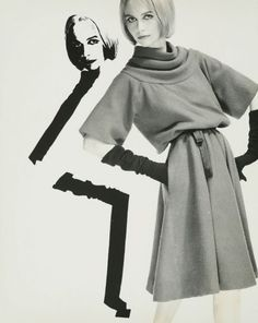 Fashion Photography by Erwin Blumenfeld
