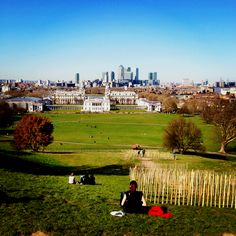 Top of the hill Greenwich