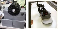 Snowboarder Creates a 3D Printed Jet Propulsion System for His Board http://3dprint.com/56710/3d-printed-snowboard-mount/