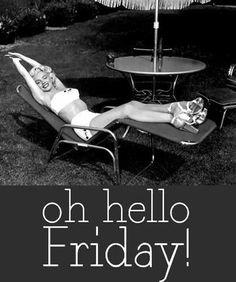 Le vendredi deviendra pour vous le plus beau jour de votre vie