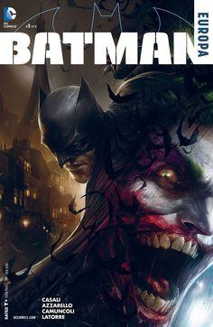 Batman - Europa (2016)