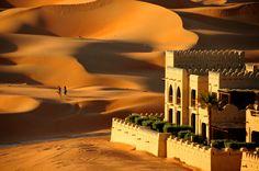 Qasr Al Sarab Resort - Liwa Desert, United Arab Emirates