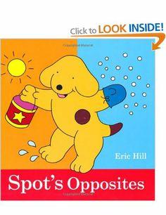 Spot's Opposites