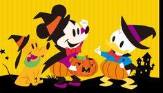 Disney Store Japan Halloween