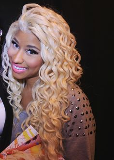 Idk why i love it so much, but i do(: the curls are PERFECT !