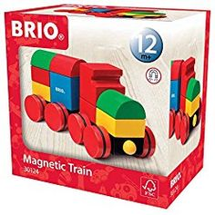 Go to http://prenatal-baby-toddler-preschool-store.co.uk/brio-magnetic-stacking-train  to review BRIO Magnetic Stacking Train by Brio