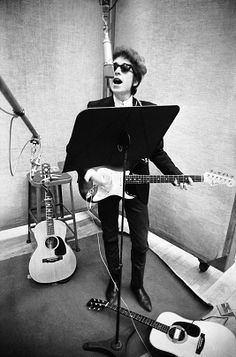 Dylan recording - Don Hunstein