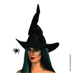 Chapéu Bruxa Aranha | Abrakadabra - Abrakadabra Fantasias