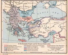 map, 1355 Serbia in the Middle Ages - Wikipedia, the free encyclopedia Old World Maps, Old Maps, Antique Maps, Vintage World Maps, Economic Map, Medieval, Map Quilt, Ottoman Turks, Early Christian