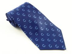 Concor Logo Necktie. Quality : Printed Silk  Design Copy Rights Reserved. Sold By : Toss Marketing Pvt. Ltd.
