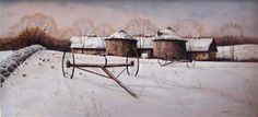 Nicholas Berger, Between Fires, oil on panel, 21 X 45 inches Nantucket, Fire, Gallery, Painting, Home Decor, Decoration Home, Roof Rack, Room Decor, Painting Art