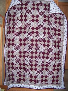 Texas A Aggies Quilt w/Tote Bag by patchworkcreations51 on Etsy