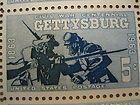 US STAMPS FULL SHEET 5 CENT SCOT#1180 CIVIL WAR GETTYSBURG 50 STAMPS FACE $2.50 - $2.50, cent, Civil, FACE, FULL, GETTYSBURG, SCOT#1180, Sheet, STAMPS