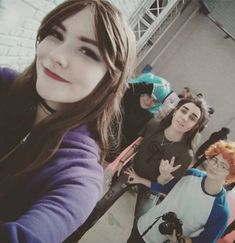Sally Face Game, Little Misfortune, Face E, Marina And The Diamonds, Amazing Cosplay, Dan And Phil, Vocaloid, Larry, Fandoms
