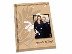"""Shared Project--My scrapbook page of """"Amanda and Teryl"""""""