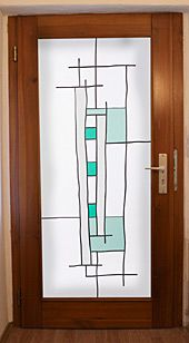 bleiverglasungen mit blumenmotiv individuelle glasgestaltung nach kundenwunsch blumen. Black Bedroom Furniture Sets. Home Design Ideas