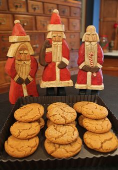 molasses cookies - I have had the good fortune over the years of having many friends who are excellent cooks and bakers. One of those friends I met while my husband was working on his PhD in Columbia, MO. Her name is Jo Billings and her husband, Ward, was also in school at