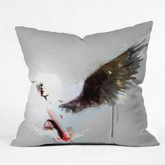 Deniz Ercelebi Pic Throw Pillow   DENY Designs Home Accessories