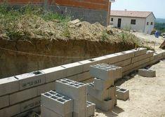 Murs de soutènement en L beton préfabriqué Prix et info | Castle ...