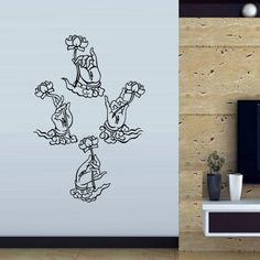 Wall Decal Art Decor Decals Sticker Hamsa Buddhism India Indian Yoga Amulet Lotus Hindu Eye Hand Brush (M108) DecorWallDecals http://www.amazon.com/dp/B00FVSIKEE/ref=cm_sw_r_pi_dp_Ep-Xub14CFZC3