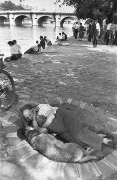 Paris 1956 by Henri Cartier Bresson