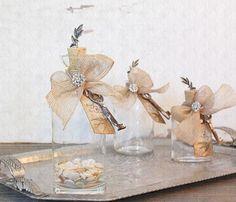 manualidades con botes de cristal