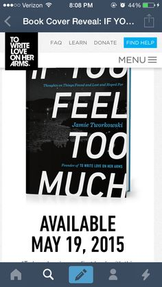 """If You Feel Too Much"" release date: May 19"