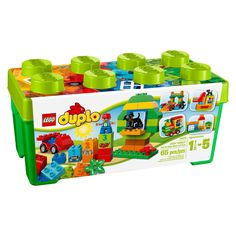 LEGO® DUPLO® My First All-in-One-Box-of-Fun 10572 : Target