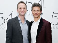 Pin for Later: The Top 10 Newlyweds of 2014! Neil Patrick Harris and David Burtka