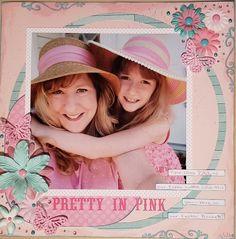 Pretty in Pink - Scrapbook.com