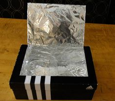 Solar Oven Diy, Diy Solar, Science Projects, Diy Projects, Cub Scout Crafts, Living Essentials, Field Day, Summer Activities, Shoe Box