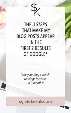 Full proof SEO tips for new bloggers on Wordpress. These work for me every time! #seo #bloggingtips #blogpost #wordpress