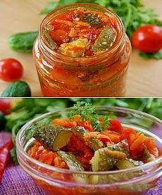 Vegan Cafe, Russian Recipes, Saveur, International Recipes, Pickles, Cucumber, Vegan Recipes, Food And Drink, Yummy Food