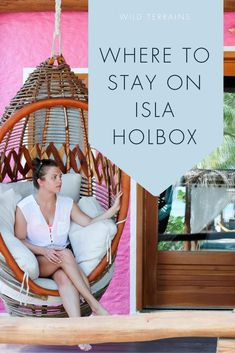 Traveling to Isla Holbox, Mexico? Stay here.
