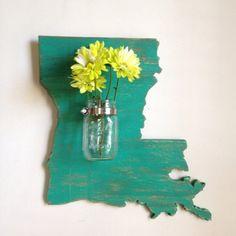 Customizable State Flower Display